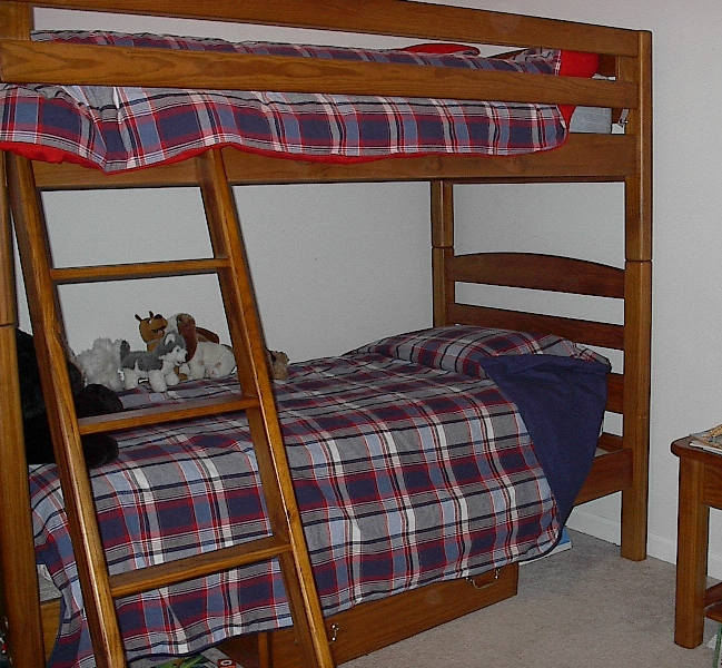 Boy's Room - Bedding for Bunk Beds & more!