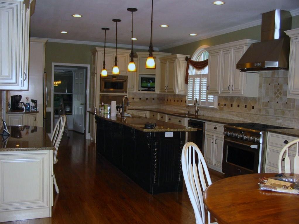 Kitchen - Renovation, cabinets, tile, appliances, etc.