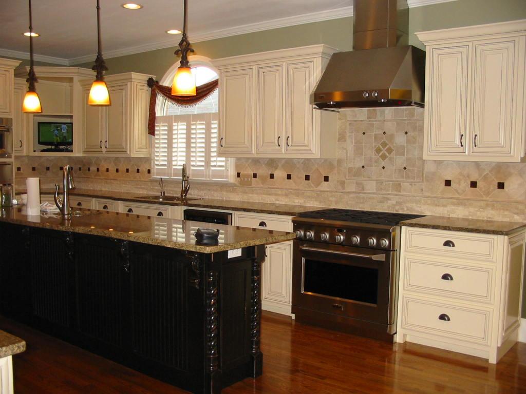 Kitchen - Renovation - Lighting, granite, appliances, etc.
