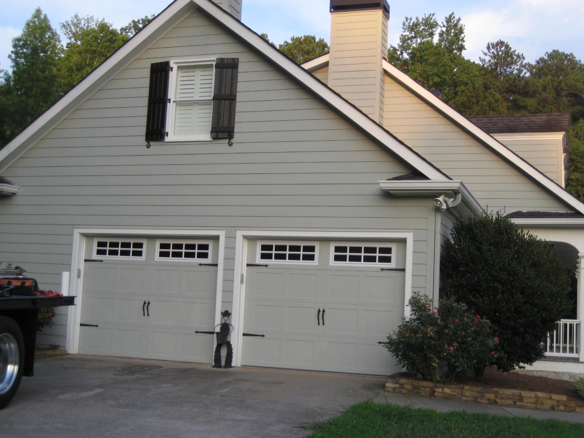 Residential Overhead Garage Doors.