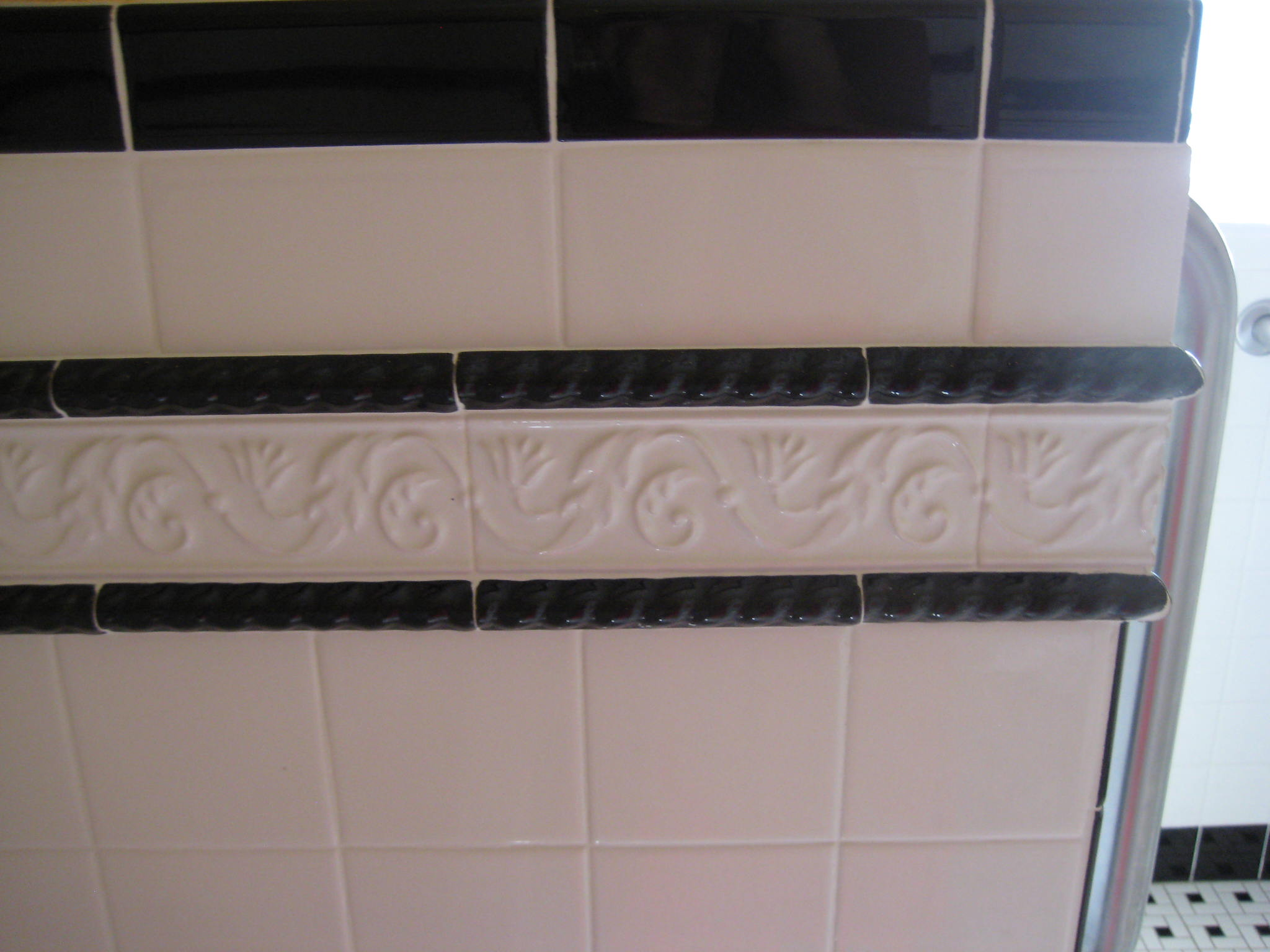 Bathroom - Complete Renovation - Beautiful tile