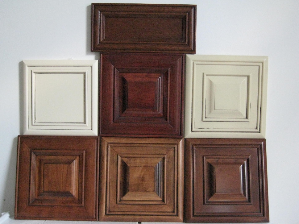 Custom Cabinets & Cabinet Door Samples, more to choose from, etc.