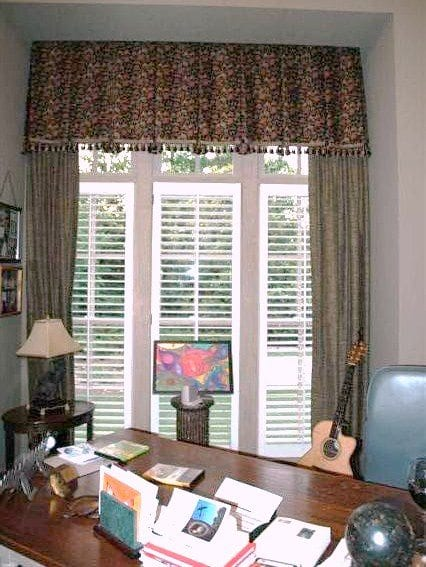 home office window treatments furniture accessories etc
